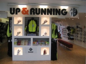 Up and Running - Manchester